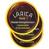 Liebenzeller Larica Gold I, Violin/Viola Rosin, hard