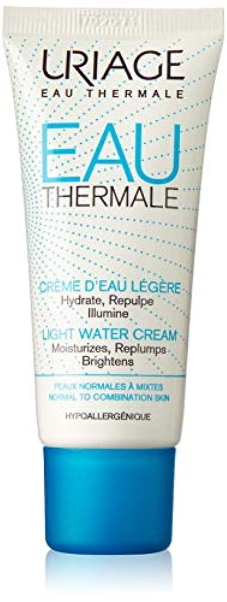 暫定の推進力さようならEau Thermale Water Cream