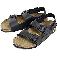 サンダル BIRKENSTOCK ビルケンシュトック MILANO ミラノ メンズ ブラック 034791 シューズ 靴 お取り寄せ商品 40(25.5-26.0cm)