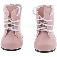 レースアップマーティンブーツ靴for 18