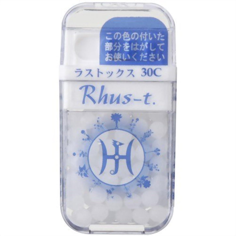 肺あたたかいメーカーホメオパシージャパンレメディー Rhus-t.  ラストックス 30C (大ビン)