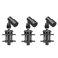 beyerdynamic TG D35D Triple Set Instrument Dynamic Microphone Black/grey [並行輸入品]