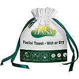 Haab Facial Cotton Towel Tissue Disposal 80 Pieces
