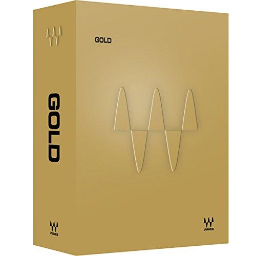 WAVES ゴールド Gold バンドル プラグインソフト (ウェーブス GTDM) 国内正規品