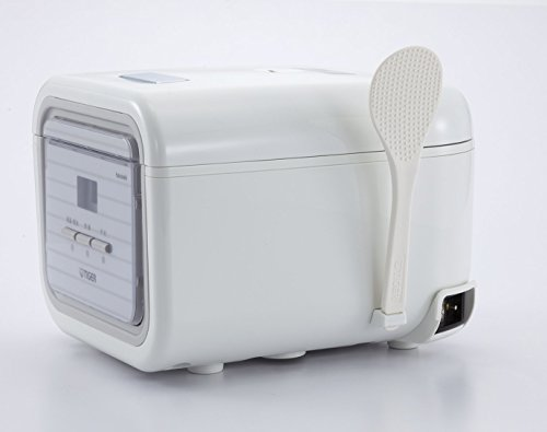 タイガーマイコン炊飯器3合シンプルホワイトレシピ付tacook炊きたて炊飯ジャーJAJ-A552-WSTiger