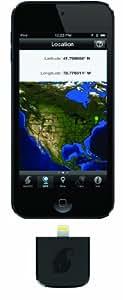 Bad Elf GPS for Lightning Connector GPS レシーバー ライトニングコネクタ for iPod touch, iPhone, iPad【国内正規品】