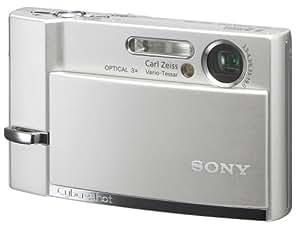 ソニー SONY デジタルカメラ サイバーショット T30 シルバー DSC-T30 S