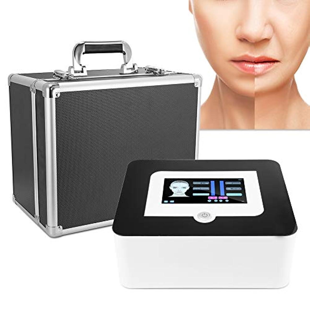 ひも期待する重大携帯用精密は美の器械、機械顔のきつく締まる機械を切り分けます(米国のプラグ)