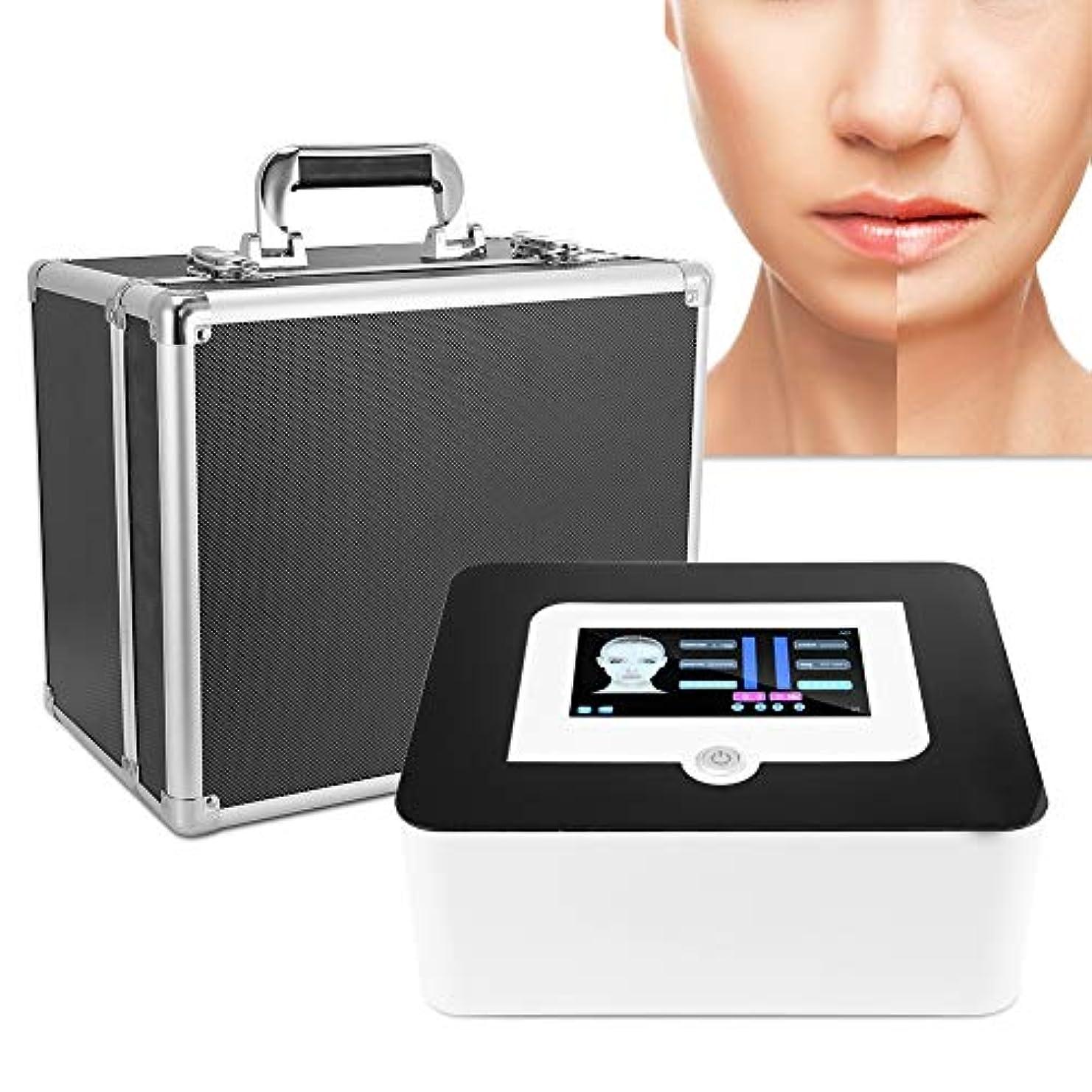 スプリット比類なき効能携帯用精密は美の器械、機械顔のきつく締まる機械を切り分けます(米国のプラグ)