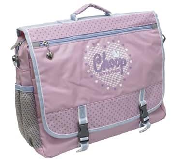 (シュープ)CHOOP カラードットアンドハート3ウェイボストンバッグ(リュック)(ショルダーバッグ)(手提げバッグ) ピンク