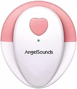 胎児超音波心音計 エンジェルサウンズ Angelsounds JPD-100SA 専用アプリと連動