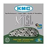 KMC X11SL SILVER シルバーチェーン 11スピード/11s/11速 114Links [並行輸入品]