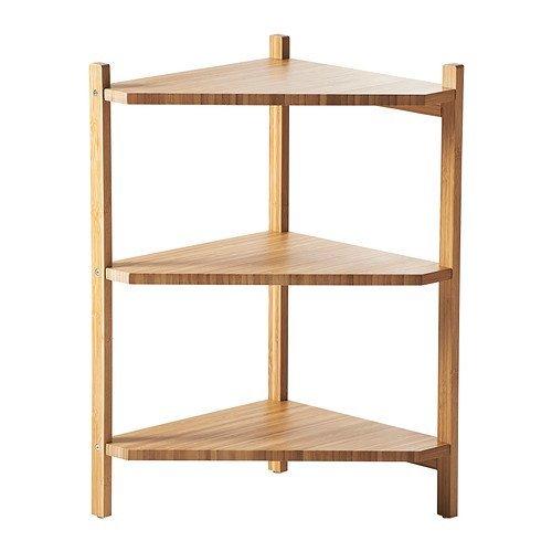 IKEA(イケア) R?GRUND 洗面台用シェルフ/コーナーシェルフ