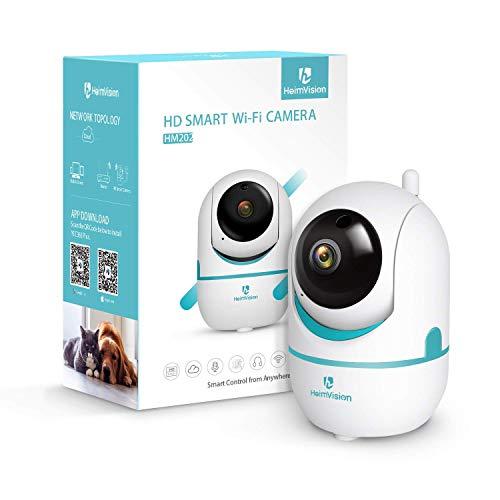 ネットワークカメラ1080P 200万画素 IP監視防犯カメラ ベビーモニター 高解像度 遠隔スマホ