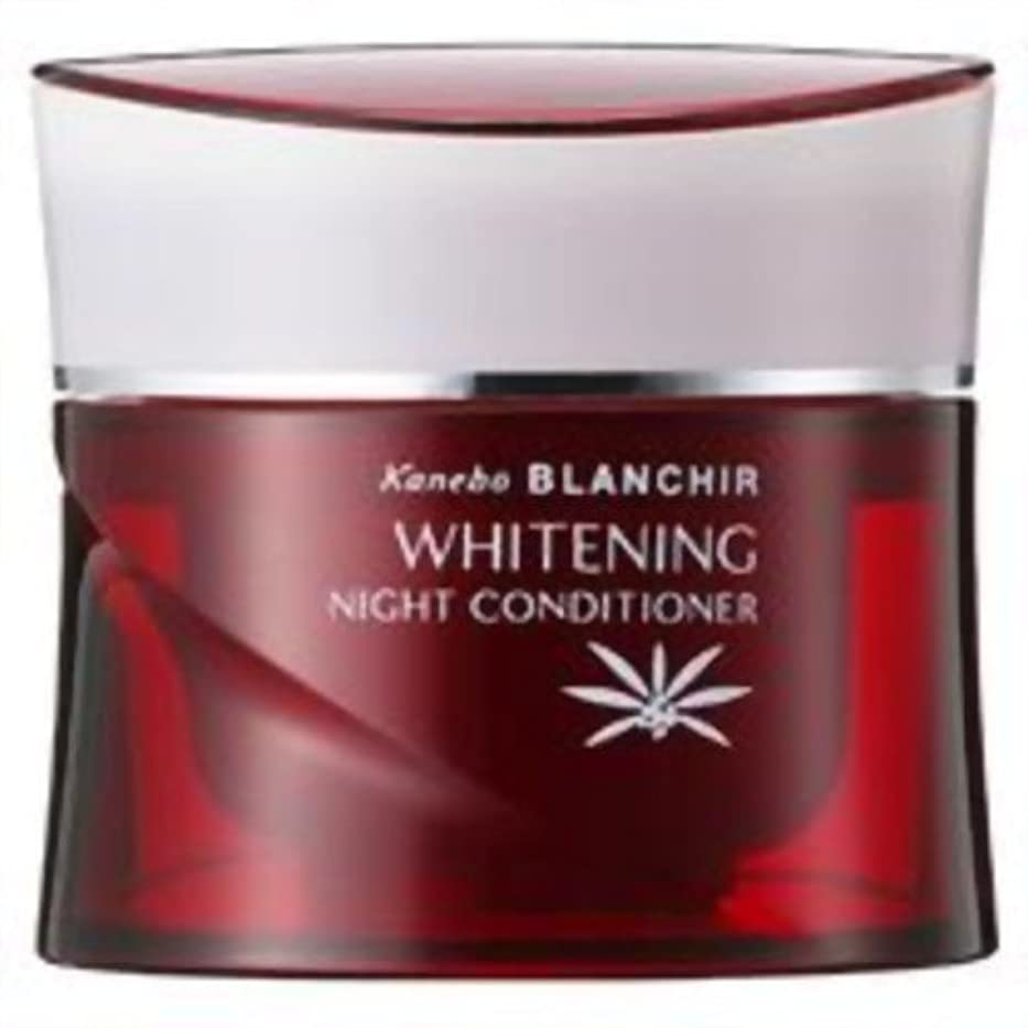 クック最初にフラスコブランシール ホワイトニングナイトコンディショナー n1 (ジェル状美白美容液) 40g <25342>