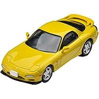 トミカリミテッドヴィンテージ ネオ 1/64 TLV-N174b アンフィニRX-7 タイプR 黄 (メーカー初回受注限定生産) 完成品
