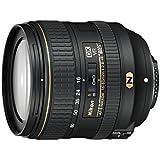 Nikon Nikkor AF-S DX f2.8-4E ED VR Lens, Black, 16/80 mm (JAA825DA)
