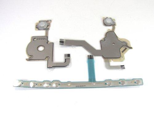 PSP2000対応互換部品 フレキシブルハーネス セット 十字キー・方向キー・ボタン類