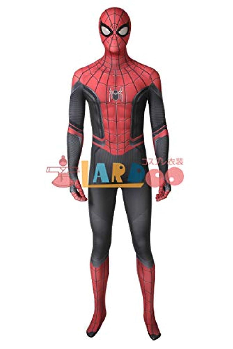 説教冒険ストライドスパイダーマン:ファー・フロム・ホーム Spider-Man: Far From Home 2019 ピーター・パーカー/スパイダーマン コスプレ衣装 コスチューム 映画 cosplay