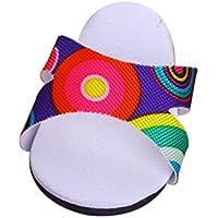 ノーブランド品  かわいい 靴  スリッパ フラット   18インチアメリカ人形用  7色選べる - 04