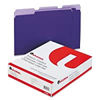 UNV12305 - Recycled Interior File Folders by Universal