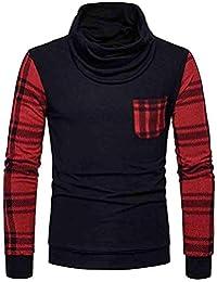 DAISUKI セーター パーカー ニット ライン デザイン プルオーバー 長袖 トップス メンズ 長袖