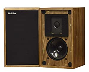 Stirling Broadcast スピーカー LS3/5a V2 [Walnut]