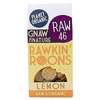 [Planet Organic ] 惑星有機レモンRawkin' Roonsの90グラム - Planet Organic Lemon Rawkin' Roons 90g [並行輸入品]