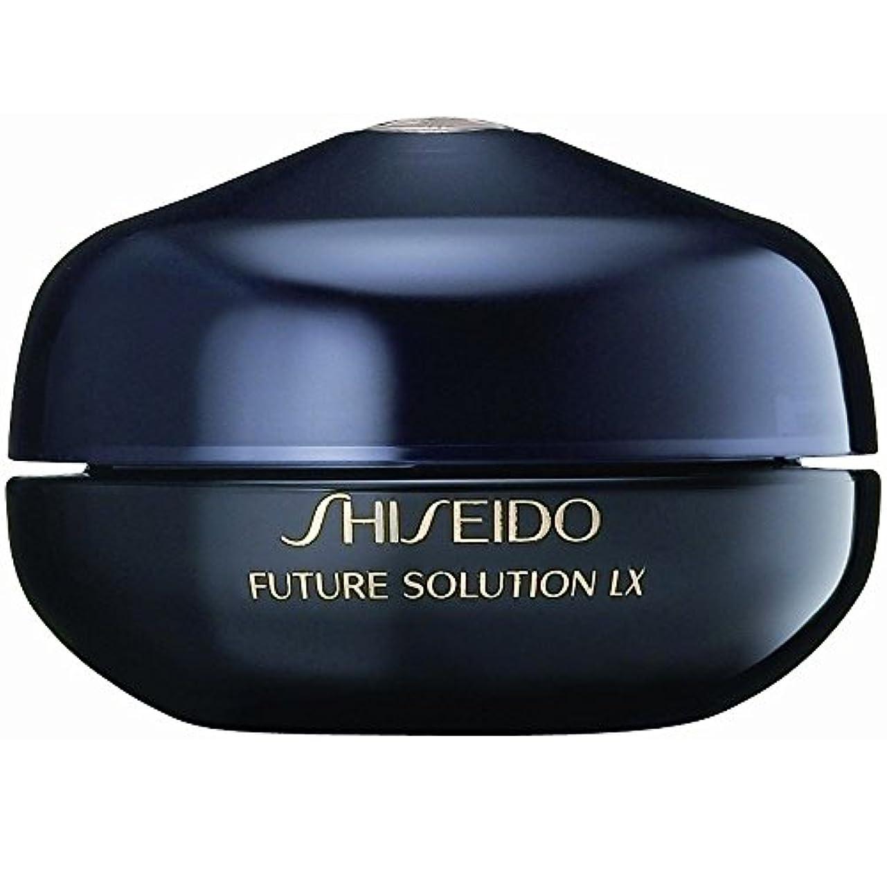 にはまって彼女の数学的な[Shiseido] 資生堂フューチャーソリューションLxの目と唇の輪郭再生クリーム15Ml - Shiseido Future Solution Lx Eye And Lip Contour Regenerating...