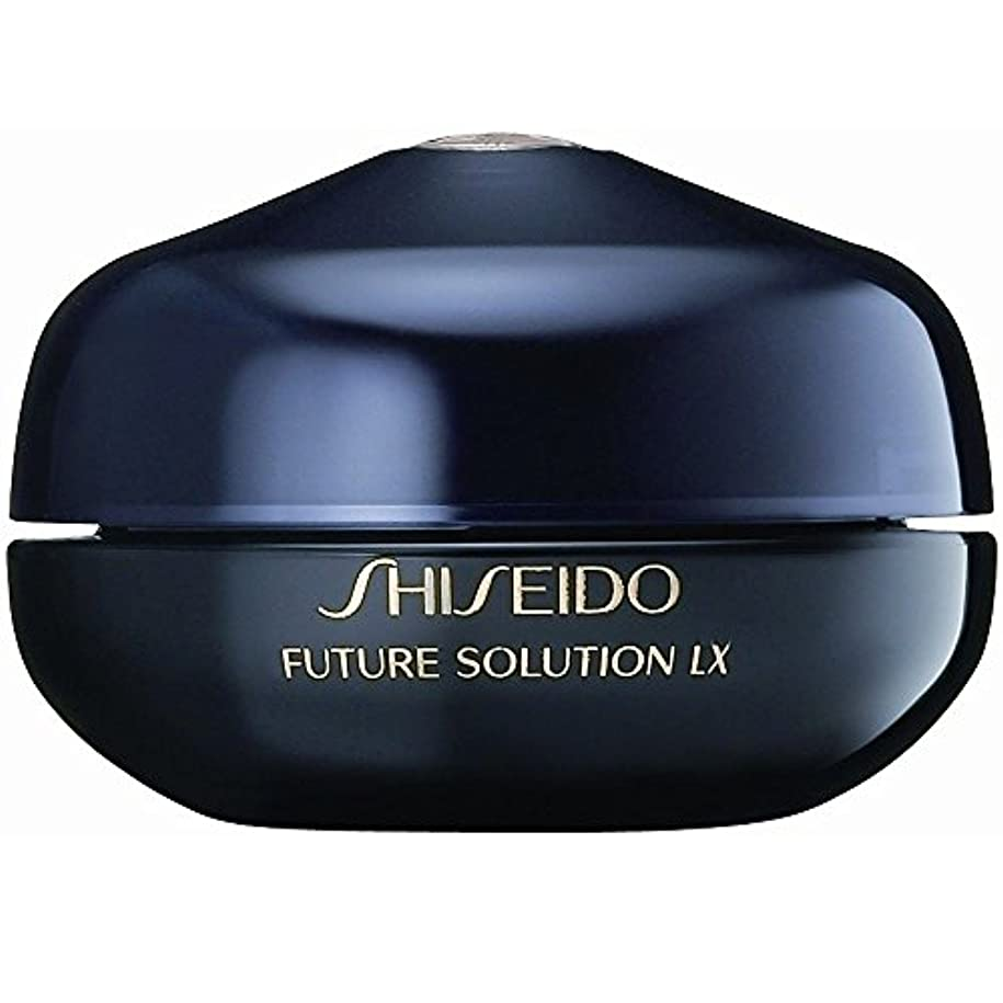 無謀広告するポケット[Shiseido] 資生堂フューチャーソリューションLxの目と唇の輪郭再生クリーム15Ml - Shiseido Future Solution Lx Eye And Lip Contour Regenerating Cream 15ml [並行輸入品]