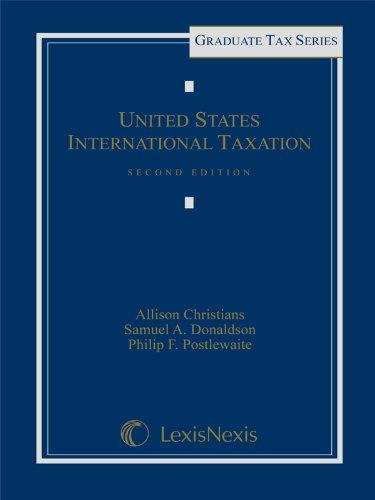 Download United States International Taxation 1422480313