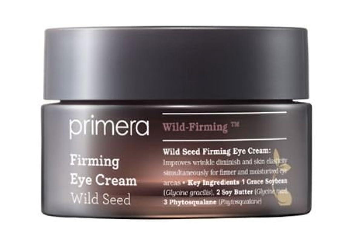 純粋な子音熟した[Primera] Wild Seed Firming Eye Cream 25ml/[プリメーラ] ワイルドシードファーミングアイクリーム 25ml [並行輸入品]