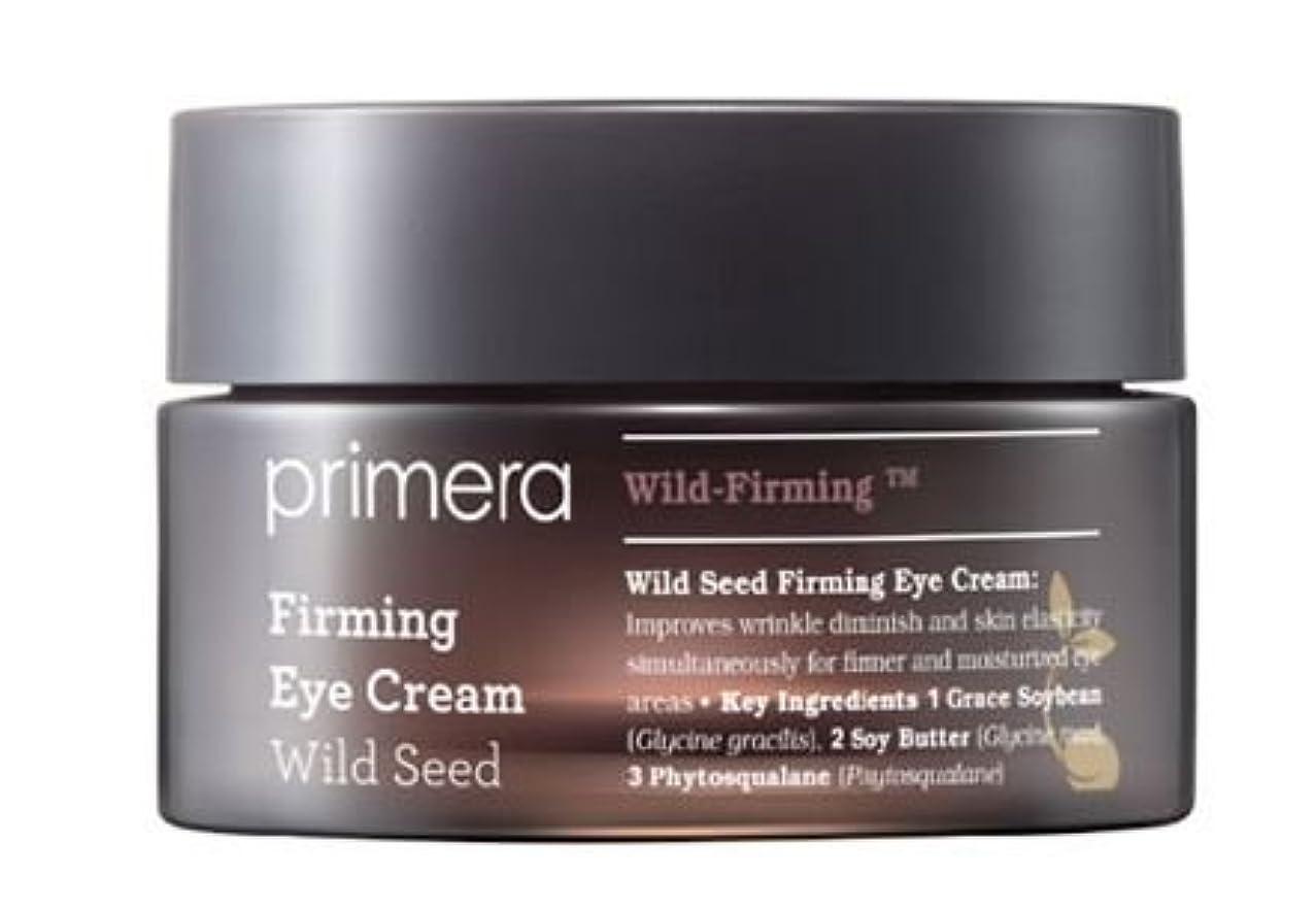 ゴール検閲ラリーベルモント[Primera] Wild Seed Firming Eye Cream 25ml/[プリメーラ] ワイルドシードファーミングアイクリーム 25ml [並行輸入品]