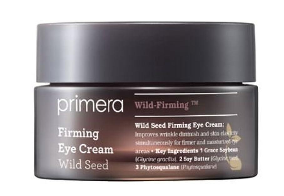 ワゴン溶融不確実[Primera] Wild Seed Firming Eye Cream 25ml/[プリメーラ] ワイルドシードファーミングアイクリーム 25ml [並行輸入品]
