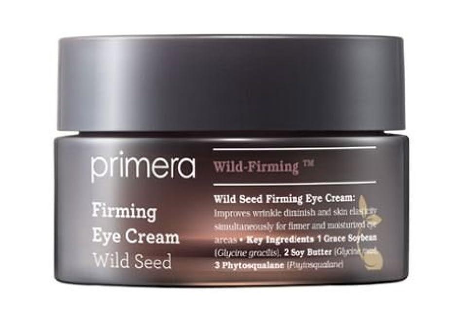 白菜布シュート[Primera] Wild Seed Firming Eye Cream 25ml/[プリメーラ] ワイルドシードファーミングアイクリーム 25ml [並行輸入品]