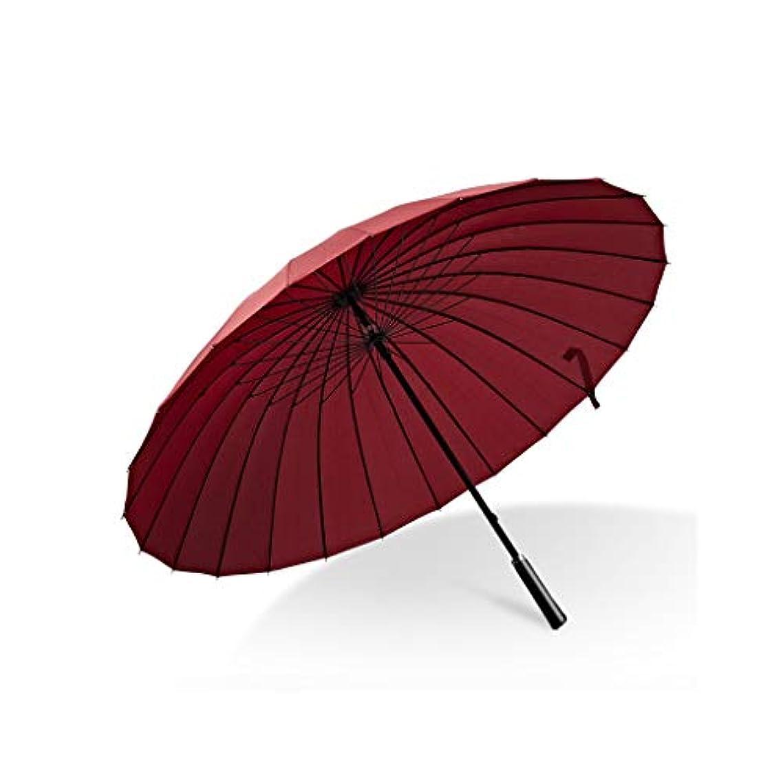 分析的腐敗天文学男性と女性のための日傘傘UV傘家庭用傘折りたたみ屋外専用の小さくて便利な日よけ日焼け止め防水日傘(黒) (色 : 赤)
