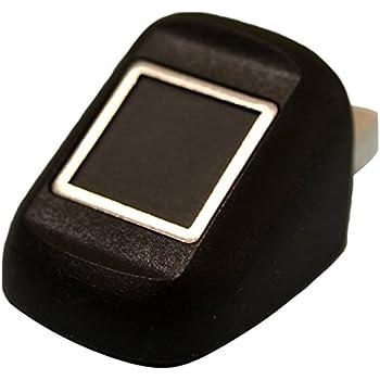 Negro, 260 g Accesorio para tr/ípode Manfrotto Isoliergriffe 3er-Set