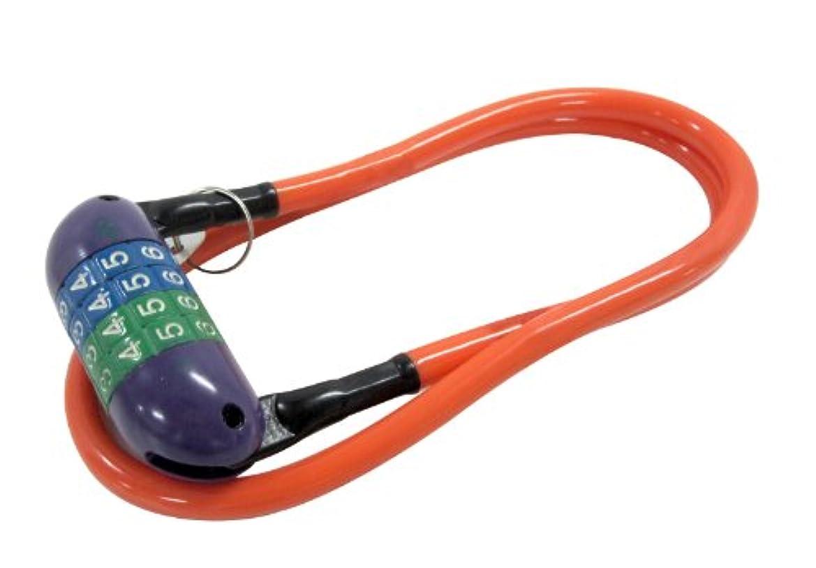 かもめロッカー批判的に自転車 鍵 マイセットロック 60cm 43748