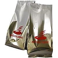 松屋コーヒー本店 お試しブレンド 300g(150g×2) (豆のまま)
