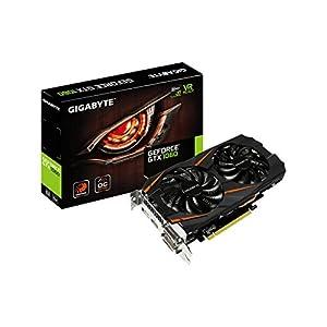 GIGABYTE ビデオカードGEFORCE GTX 1060搭載 GV-N1060WF2OC-3GD