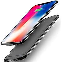 18e183f7cd バッテリー内蔵ケース 8500mAh iPhone XS MAX ケース型バッテリー 大容量 超軽量 急速充電