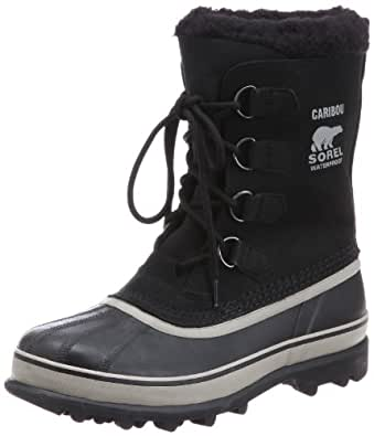 [ソレル] SOREL Caribou NM1000-F14 014 (Black, Tusk/7)