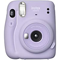 FUJIFILM インスタントカメラ チェキ instax mini 11 ライラックパープル INS MINI 11 PURPLE