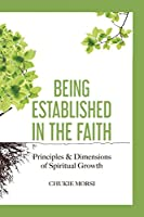 """BEING ESTABLISHED IN THE FAITH: """"Principles and Dimensions of Spiritual Growth"""""""