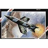 1/72 A-4b ドイツ計画 有翼型V2有人ロケット (プラモデル)  SH72010