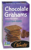 Pamela's Products Gluten Free Graham Crackers, Chocolate, (Pack of 6)