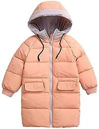 b0a60132ed758 HAPPYJP ダウンコート キッズ 女の子 男の子 ダウンジャケット 防寒 コート 厚手 アウター 冬 子供服