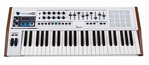 ARTURIA MIDIコントローラー KEYLAB 49 ソフトウェアシンセサイザー付属