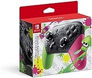 Nintendo Switch Proコントローラー スプラトゥーン2エディション (【Amazon.co.jp限定】Proコントローラー用スティックパッド 同梱)