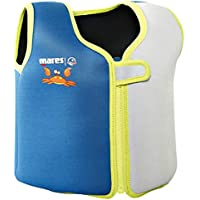 Mares Childs / Junior Floatation Swim Vest /ジャケット。ブルー/グレー。年齢2 – 4 years. by Mares